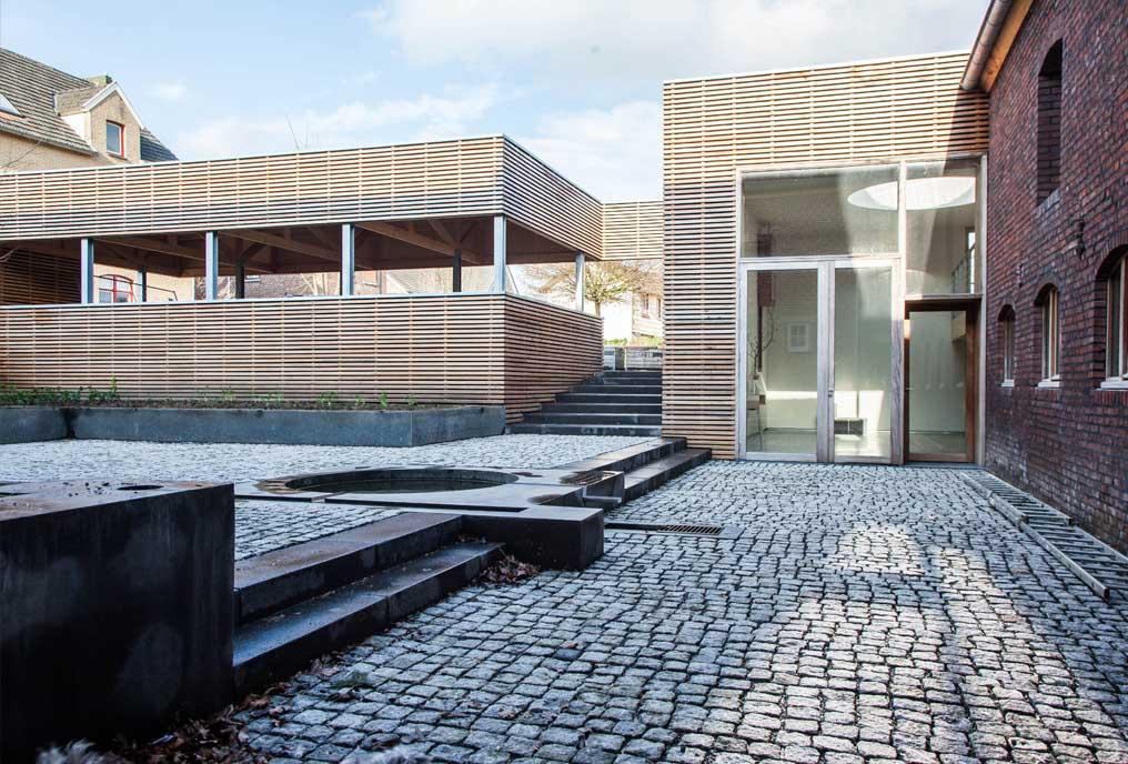 Grubbehoeve Banholt Zoetmulder ism jeanne dekkers architectuur woonhuis boerderij